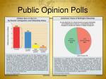 public opinion polls