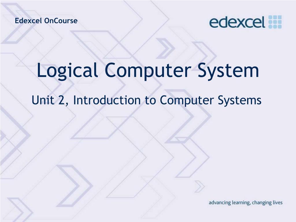 logical computer system l.