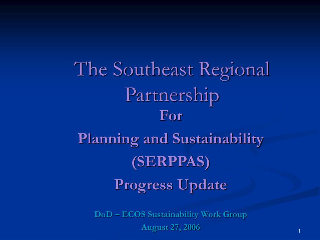the southeast regional partnership l.