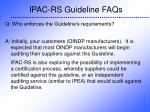 ipac rs guideline faqs29
