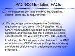 ipac rs guideline faqs31