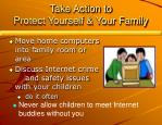 take action to protect yourself your family13