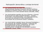 participaci n democr tica y anclaje territorial5