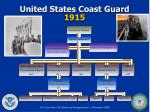 united states coast guard 1915