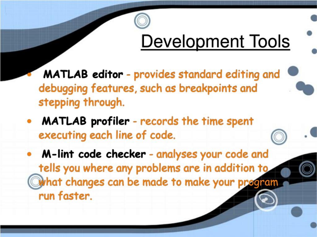 PPT - MATLAB PowerPoint Presentation - ID:704515
