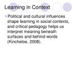 learning in context10