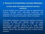 a case study chlor alkali production mercury emission
