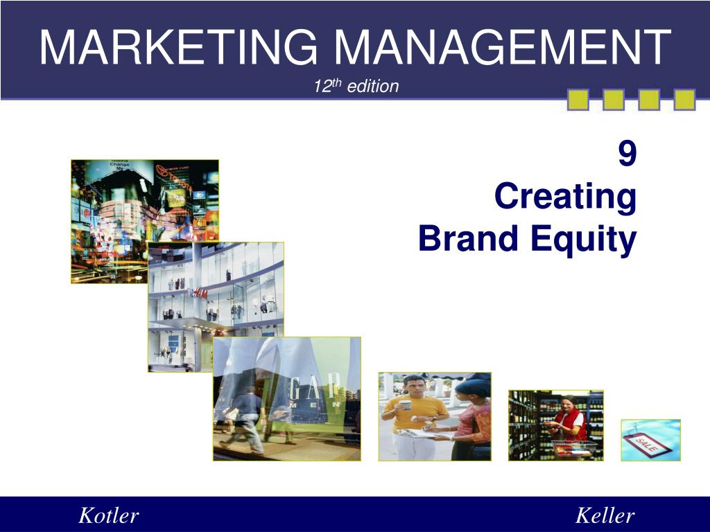 marketing management 12 th edition l.