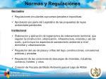 normas y regulaciones33