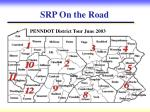 srp on the road