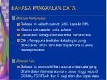 bahasa pangkalan data29