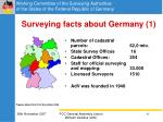 surveying facts about germany 1