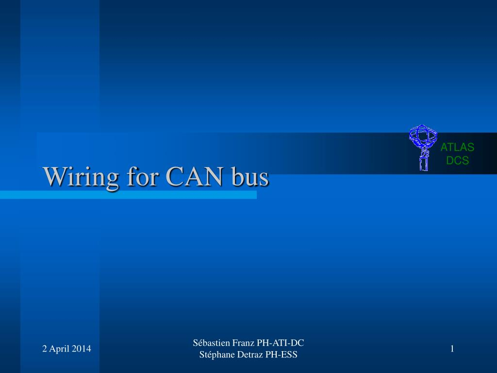 wiring for can bus l.