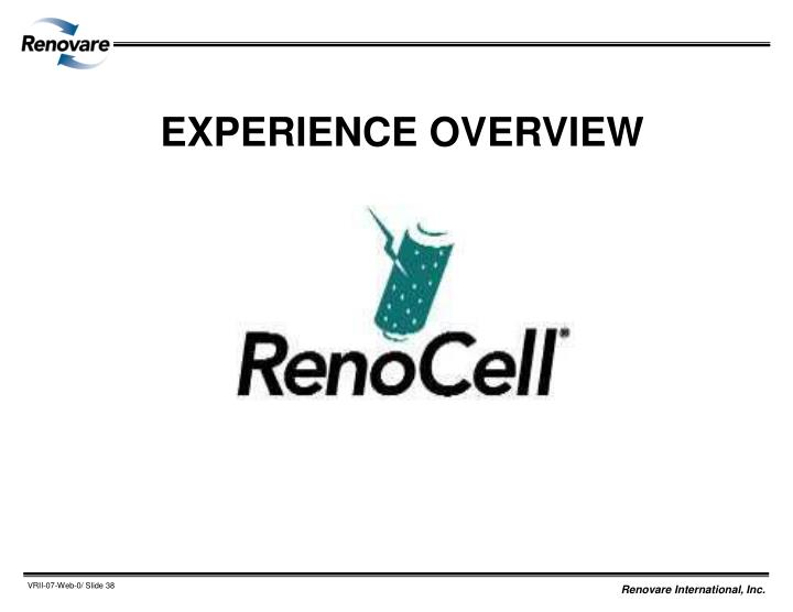 ppt - renocell  u00ae technology - heavy  u0026 precious metals applications powerpoint presentation