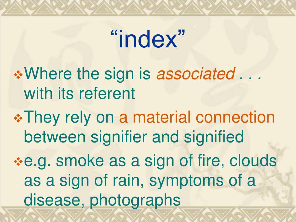 """""""index"""""""