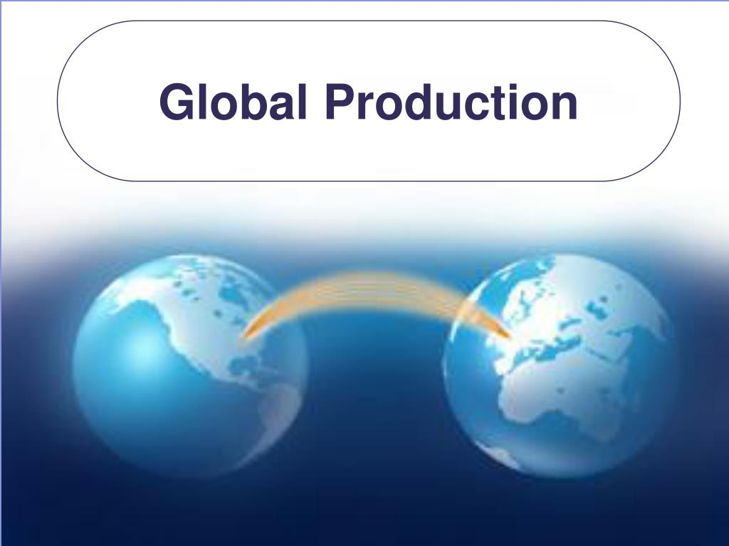 global production l.