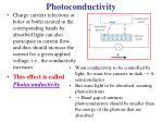 photoconductivity
