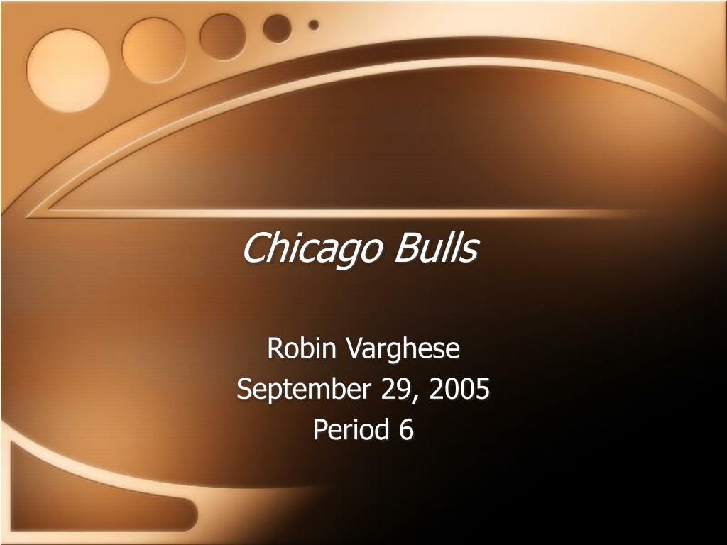 chicago bulls l.