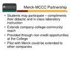 merck mccc partnership15