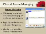 chats instant messaging33