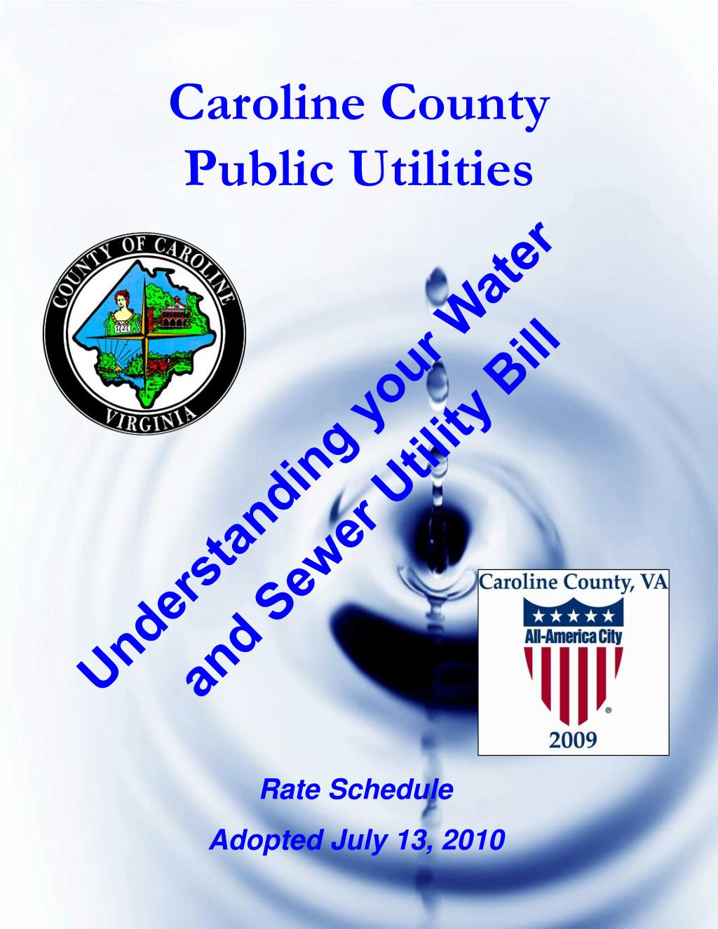 caroline county public utilities l.