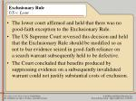 exclusionary rule us v leon14