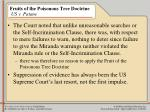 fruits of the poisonous tree doctrine us v patane18
