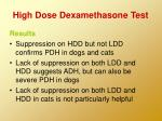 high dose dexamethasone test48