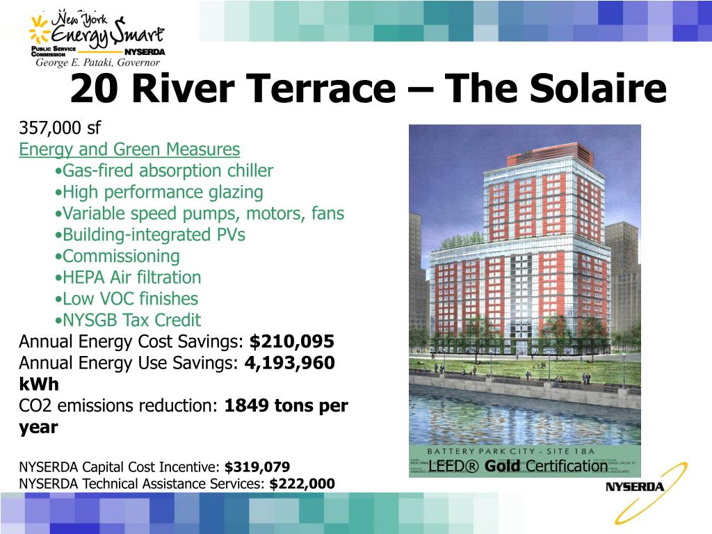 20 River Terrace – The Solaire