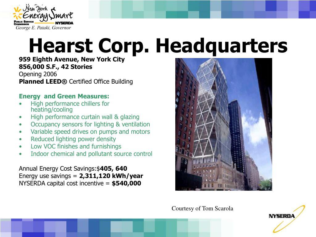 Hearst Corp. Headquarters