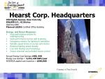 hearst corp headquarters