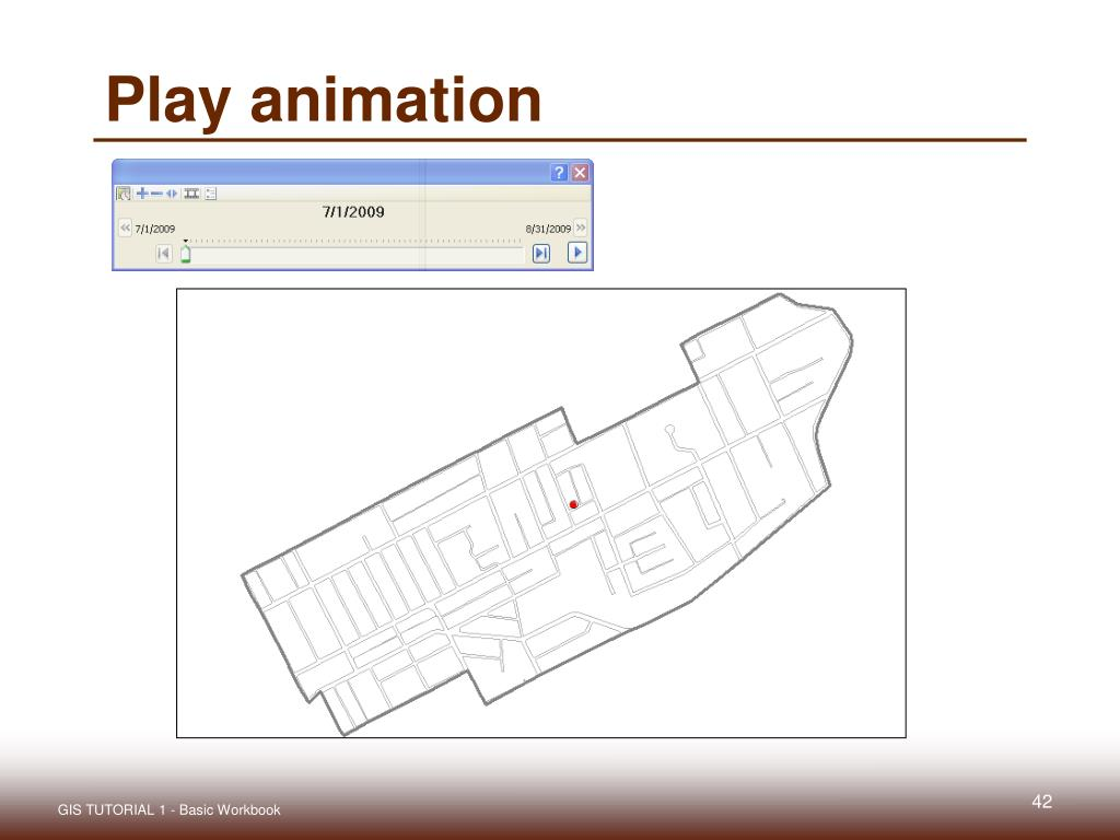 Play animation
