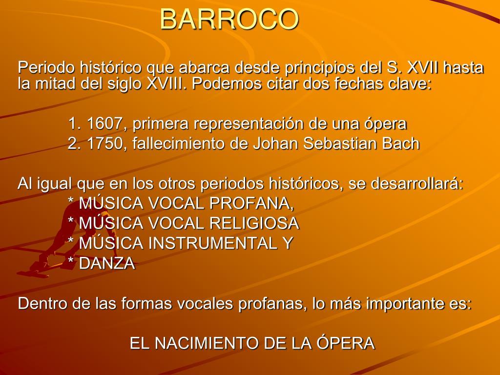 barroco l.