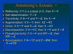 armstrong s axioms