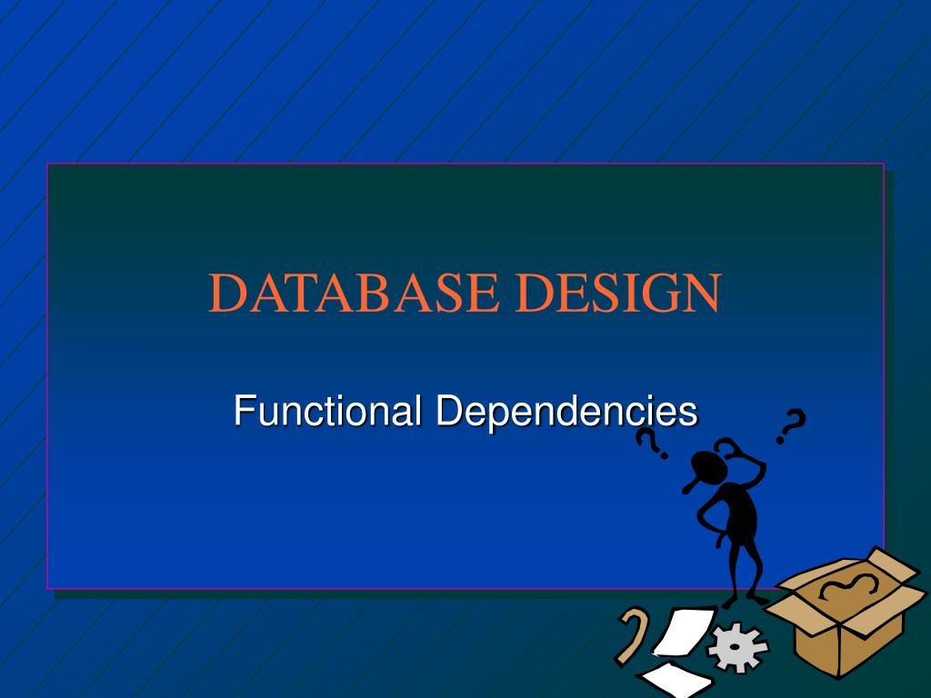database design l.