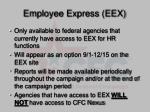 employee express eex