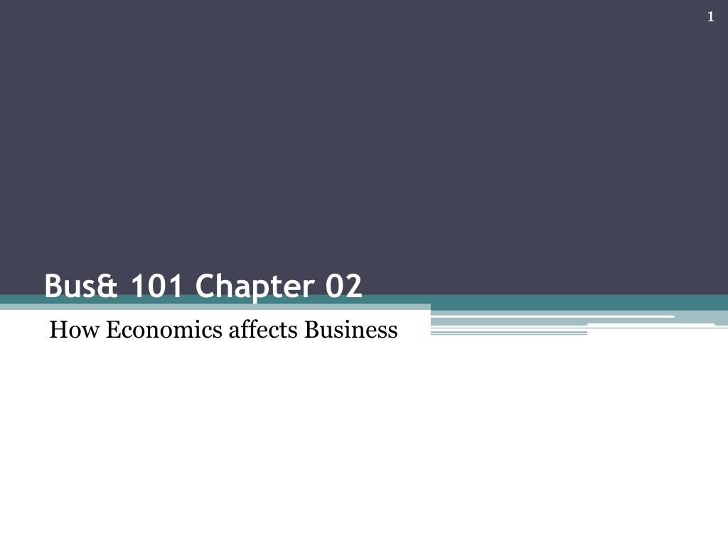bus 101 chapter 02 l.