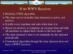 if no wwv receiver