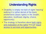 understanding rights
