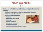 slp and spl19