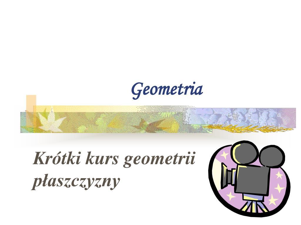 geometria l.
