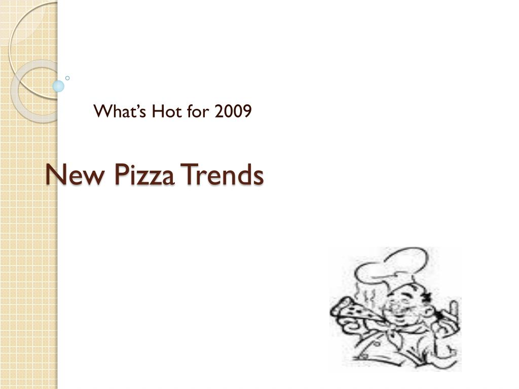 new pizza trends l.