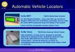 automatic vehicle locators