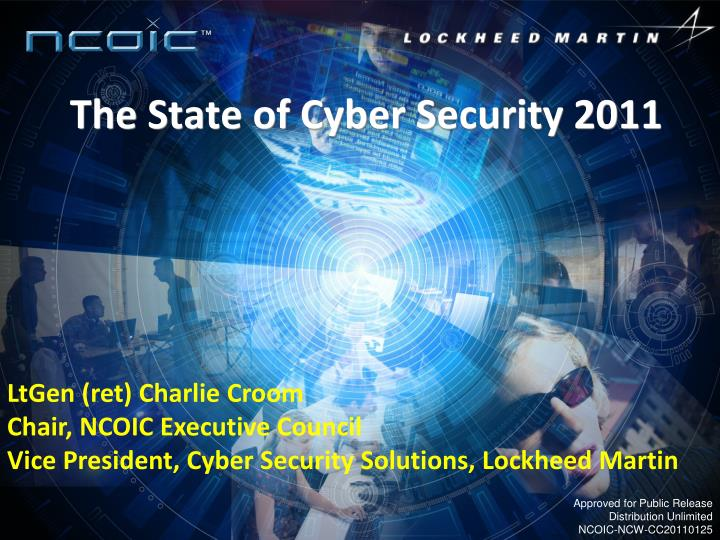 the state of cyber security 2011 n.