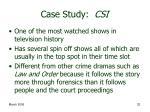 case study csi