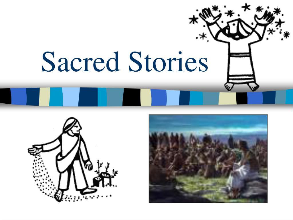 sacred stories l.