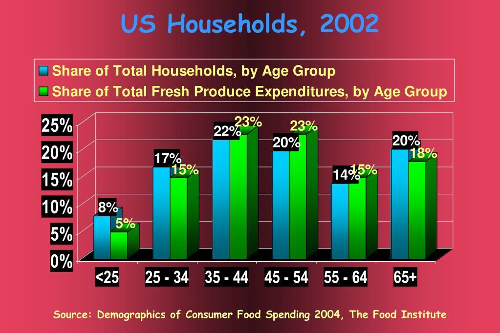 US Households, 2002