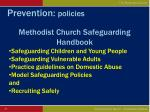 prevention policies