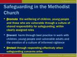 safeguarding in the methodist church