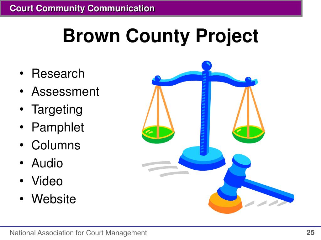 Brown County Project